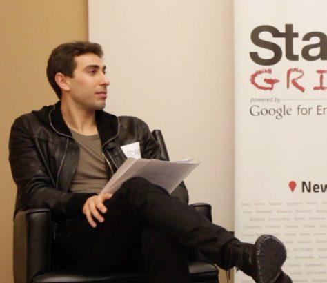 Adam Muniz, Startup Grind