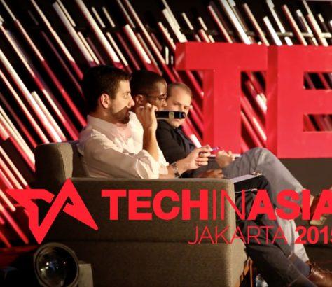 Tech in Asia, Jakarta 2015
