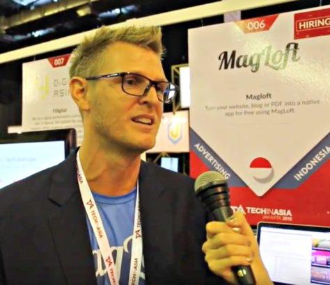 Nicholas Martin, MagLoft