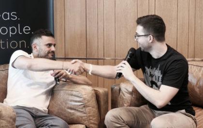Jan Smejkal, Vlog, Gary Vaynerchuk