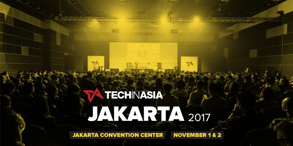 Tech In Asia Jakarta