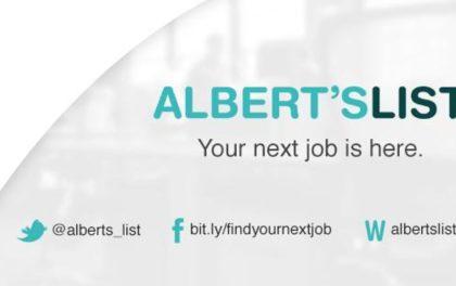 Albert's List