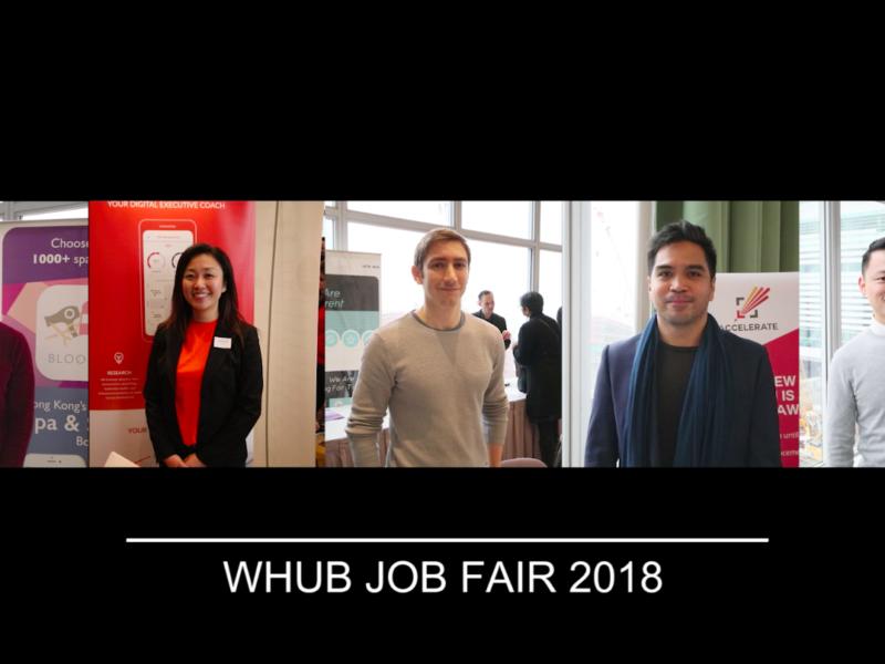 WHub Job Fair